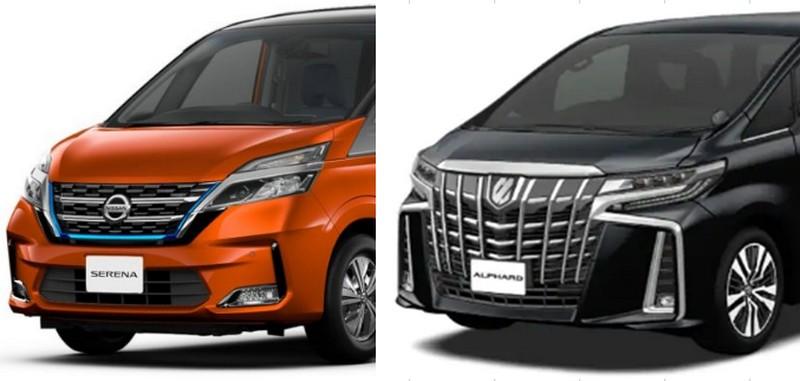 セレナe-powerとアルファードを比較!乗り換えによる安全性や維持費の違いは?